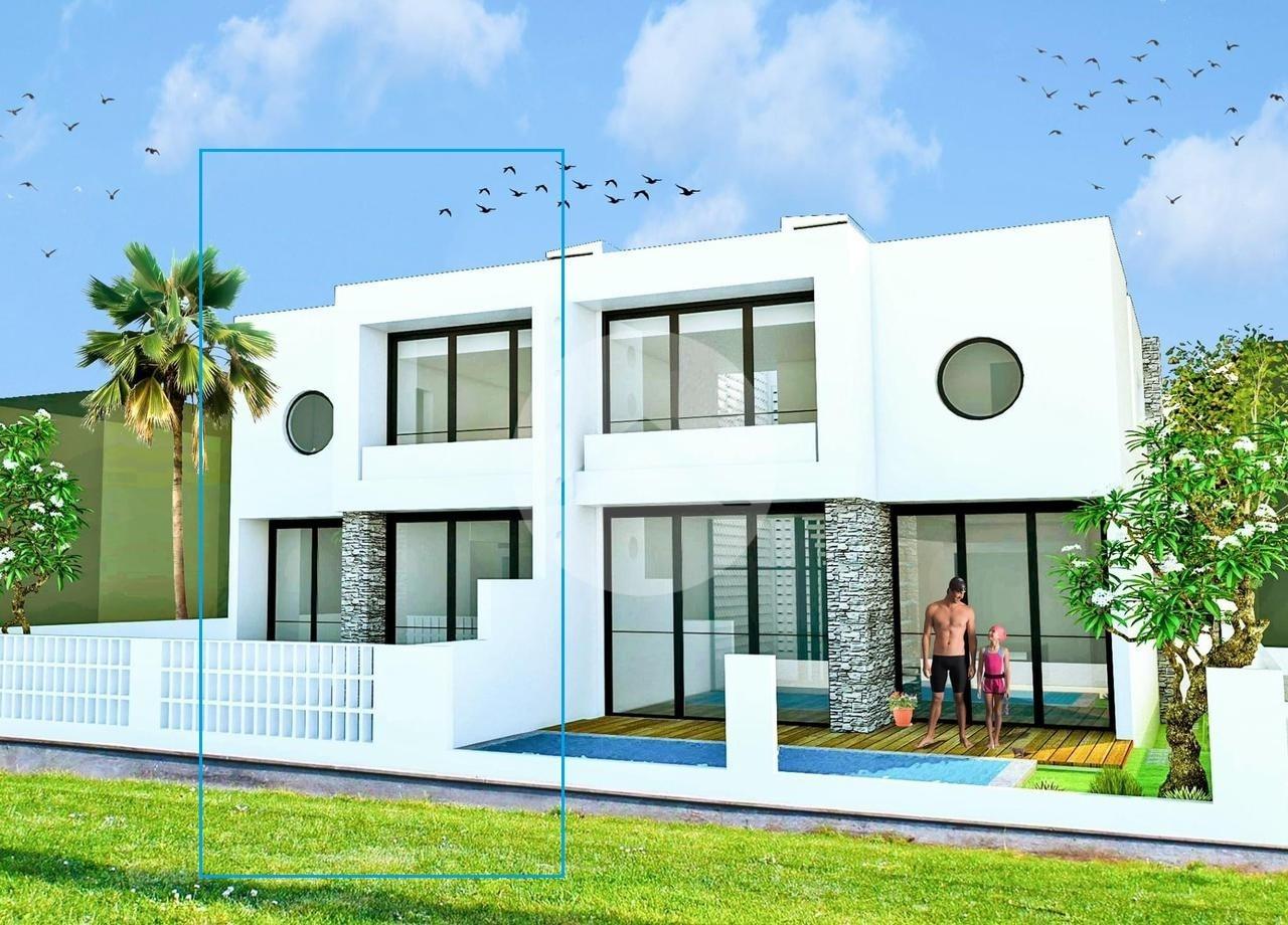 3 Bedroom Twin Villa For Sale - Prek Eng, Phnom Penh
