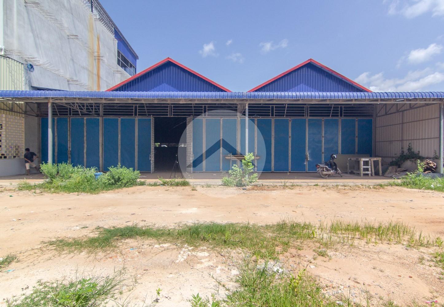 462 Sqm Warehouse For Rent - Slor Kram, Siem Reap