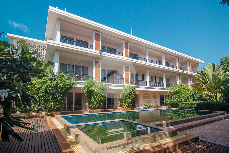 20 Bedroom Hotel For Rent - Svay Dangkum, Siem Reap