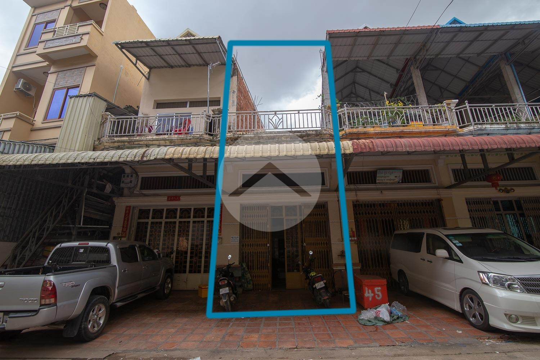 3 Bedroom Flat House For Sale - Sen Sok, Phnom Penh