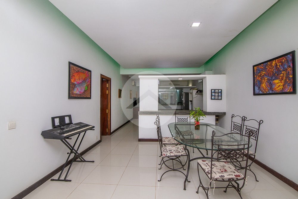 4 Bedroom Apartment For Rent - Chroy Changvar, Phnom Penh