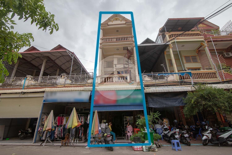 5 Bedroom Flat House For Sale - Sen Sok, Phnom Penh