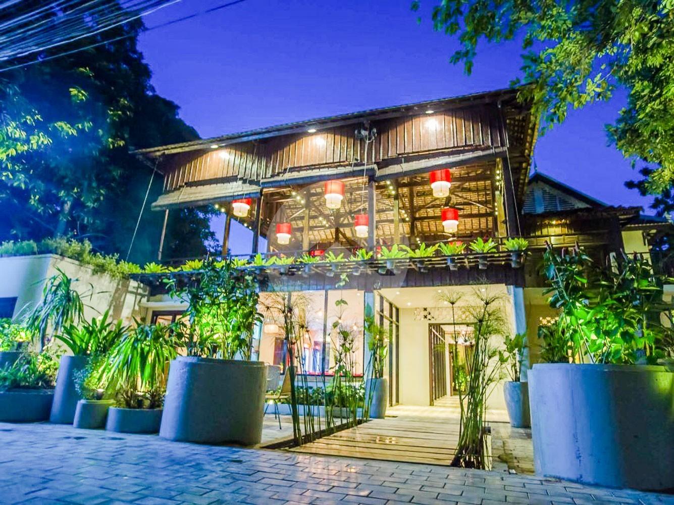 14 Bedroom Boutique Hotel For Rent - Slor Kram, Siem Reap