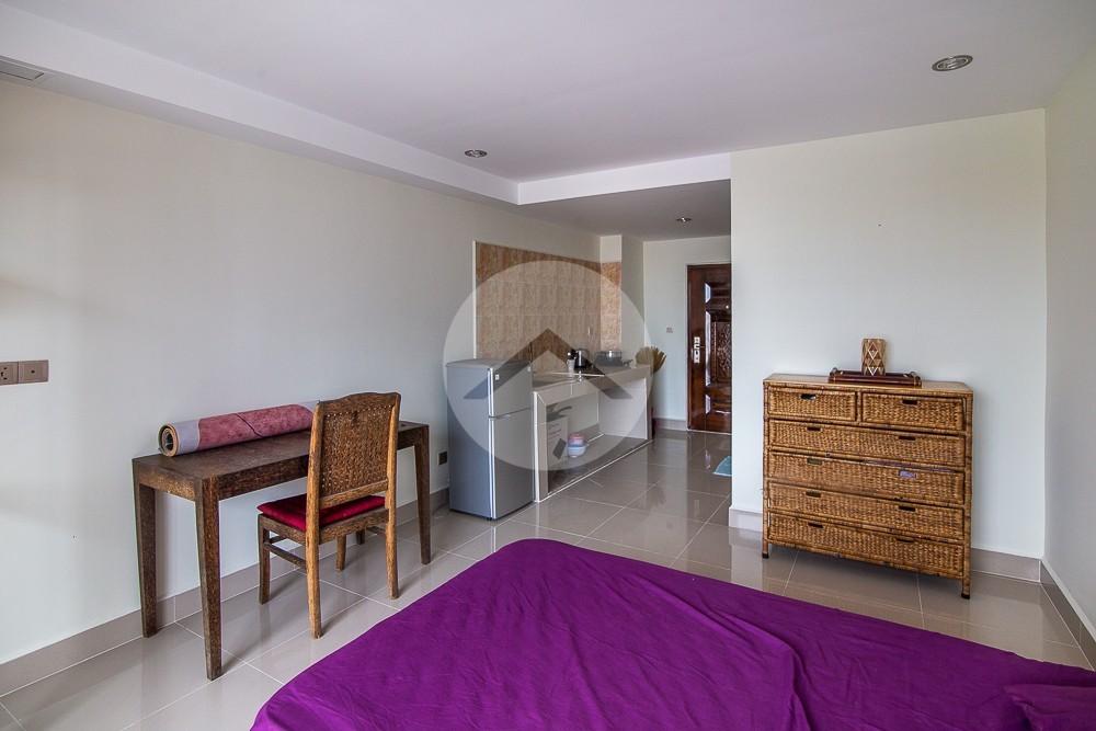 1 Bed Studio Apartment For Sale - Toul Kork, Phnom Penh