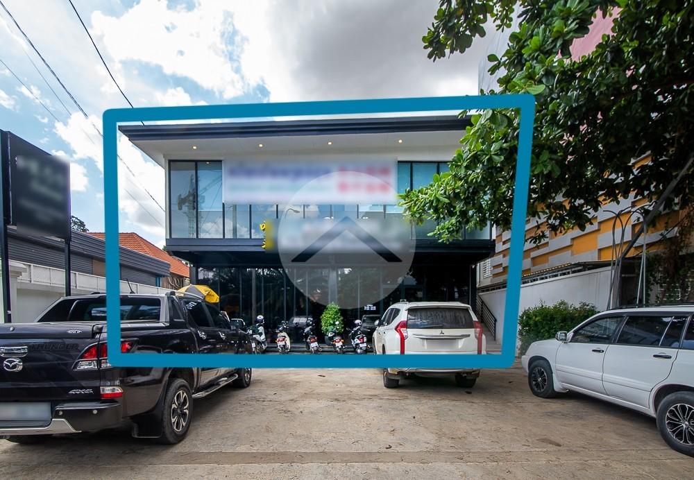 616 Sqm Commercial Space For Rent - Toul Kork, Phnom Penh
