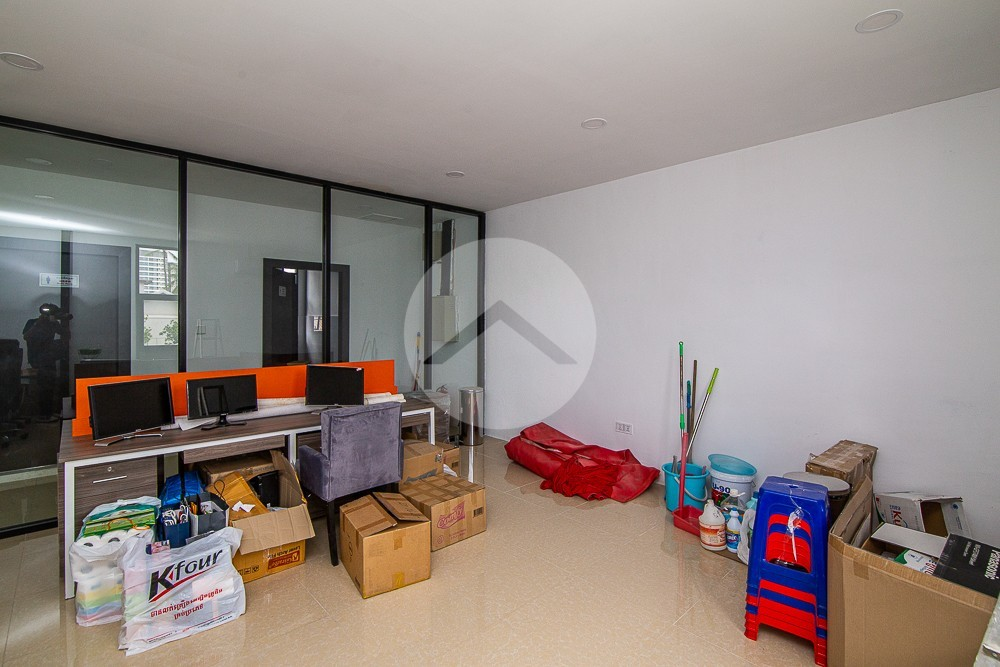 25 Sqm Office Space For Rent - Toul Kork, Phnom Penh