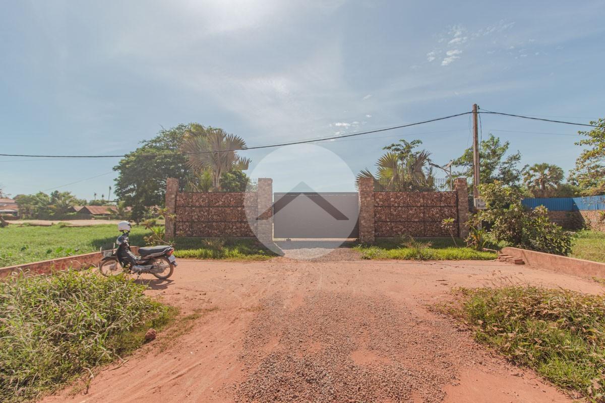 1292 Sqm Land For Sale - Svay Dangkum, Siem Reap