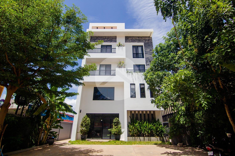 Siem Reap Apartment Building for Rent - 7 Makara Road