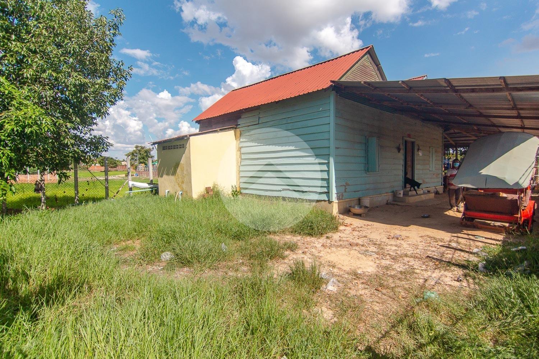 350 Sqm Residential Land For Sale - Sangkat Siem Reap, Siem Reap