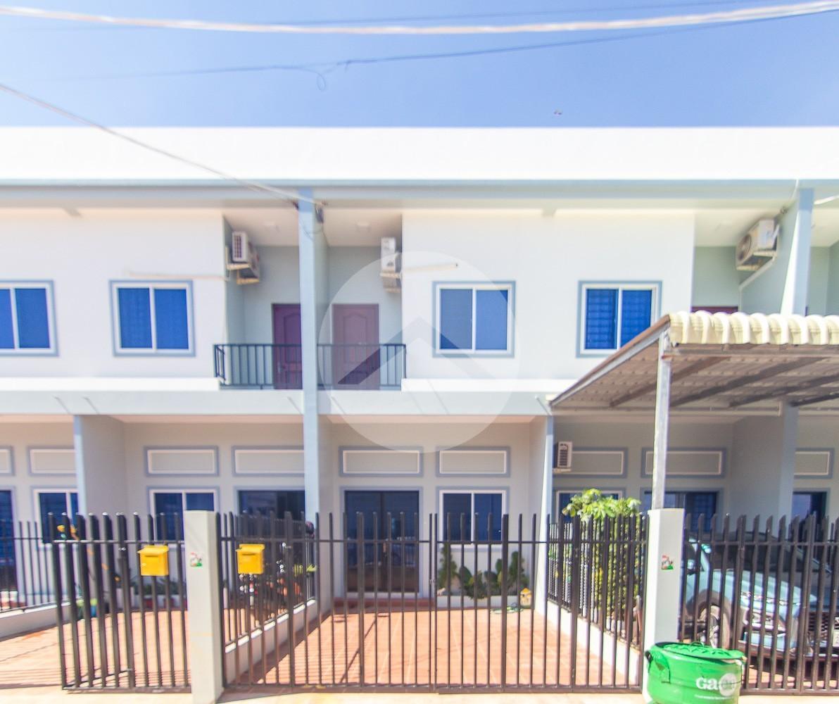 2 Bedroom Twin Villa For Sale - Svay Dangkum, Siem Reap