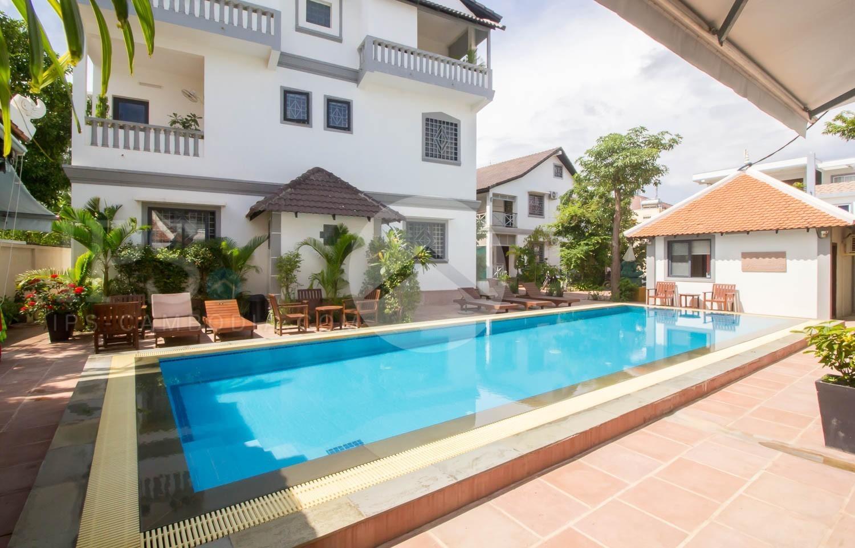 1 Bedroom Apartment For Rent - Wat Bo, Siem Reap