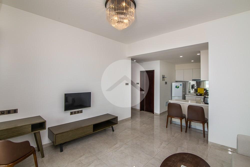 1 Bedroom Condo For Rent - Daun Penh, Phnom Penh