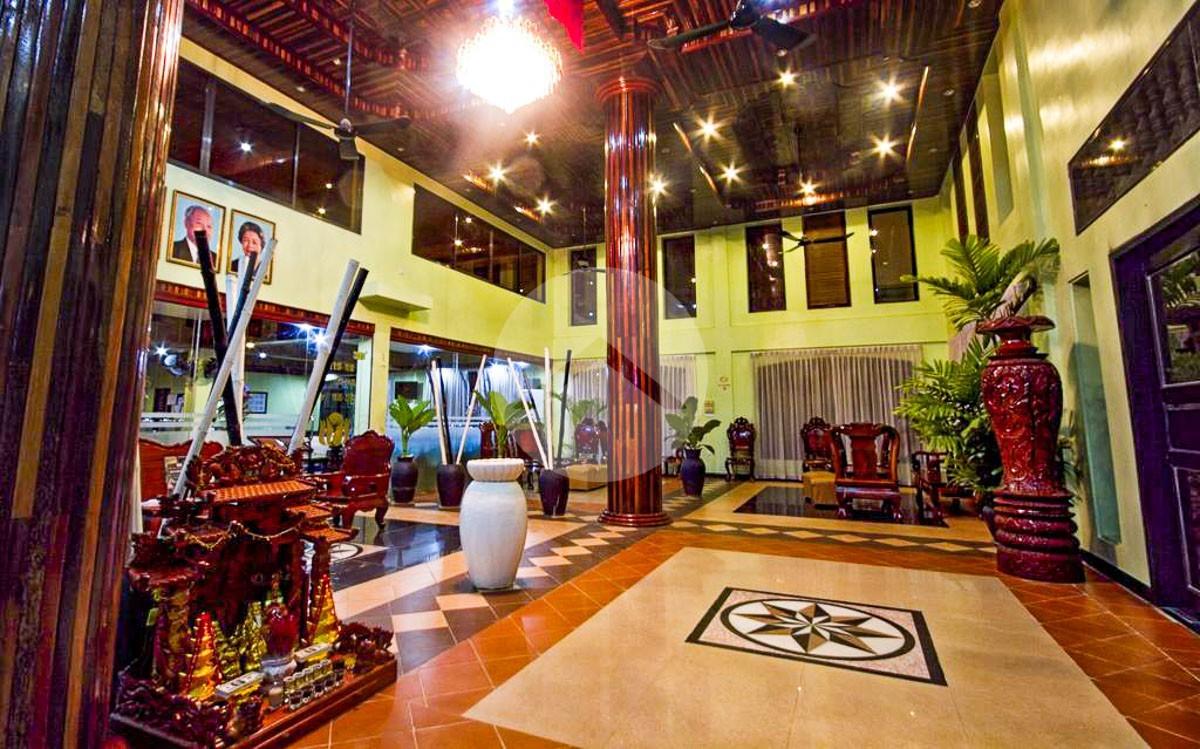45 Bedroom Hotel For Rent - Svay Dangkum, Siem Reap