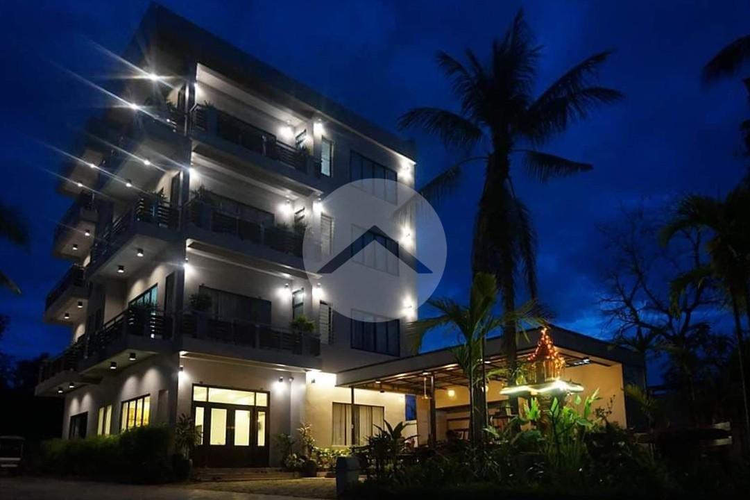 15 Bedroom Hotel For Sale - Svay Dangkum, Siem Reap