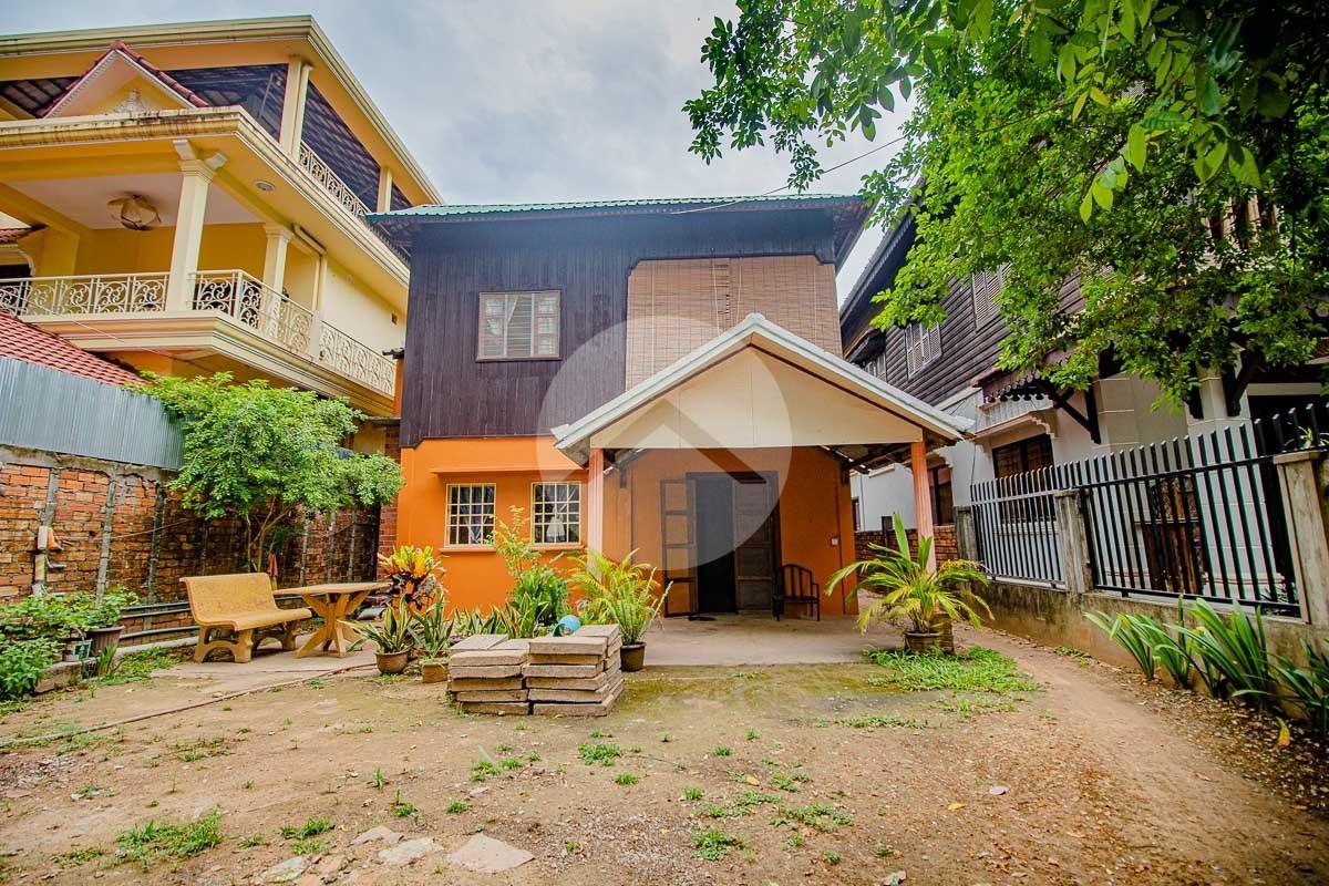 3 Bedroom House For Rent - Slor Kram, Siem Reap