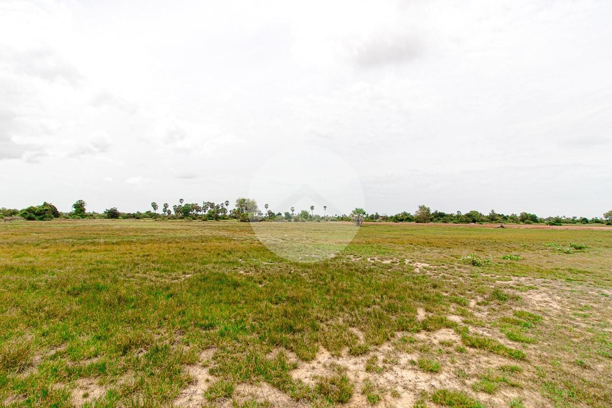 17595 Sqm Land For Sale - Road 60, Siem Reap