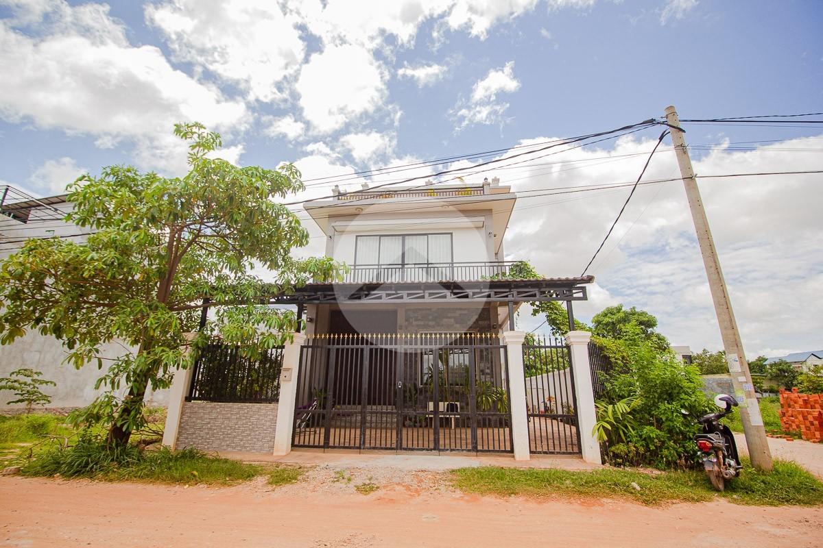 5 Bedroom House For Rent - Chreav, Siem Reap