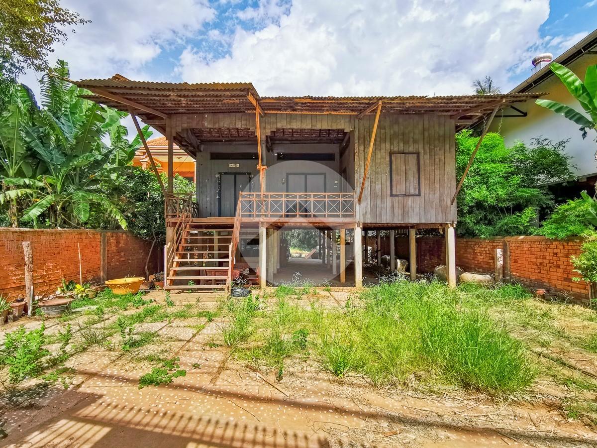 1032 Sqm Land For Sale - Sala Kamreuk, Siem Reap