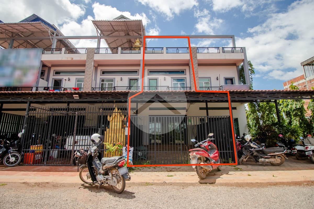 2 Bedroom Flat For Sale - Sra Ngae, Siem Reap