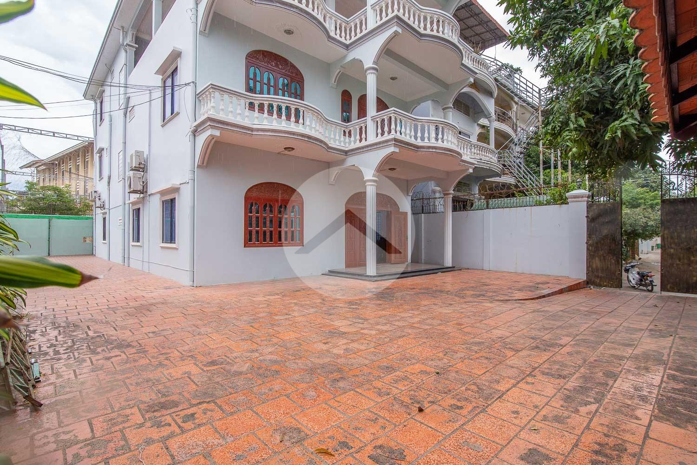 6 Bedrooms Villa For Rent - Tonle Bassac, Phnom Penh