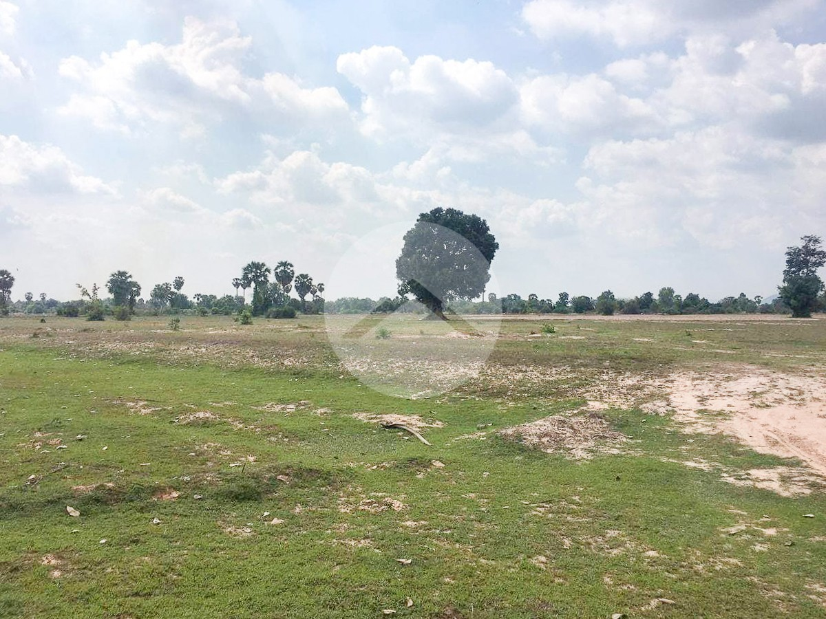 19 Hectares Land For Sale - Banteay Srei, Siem Reap