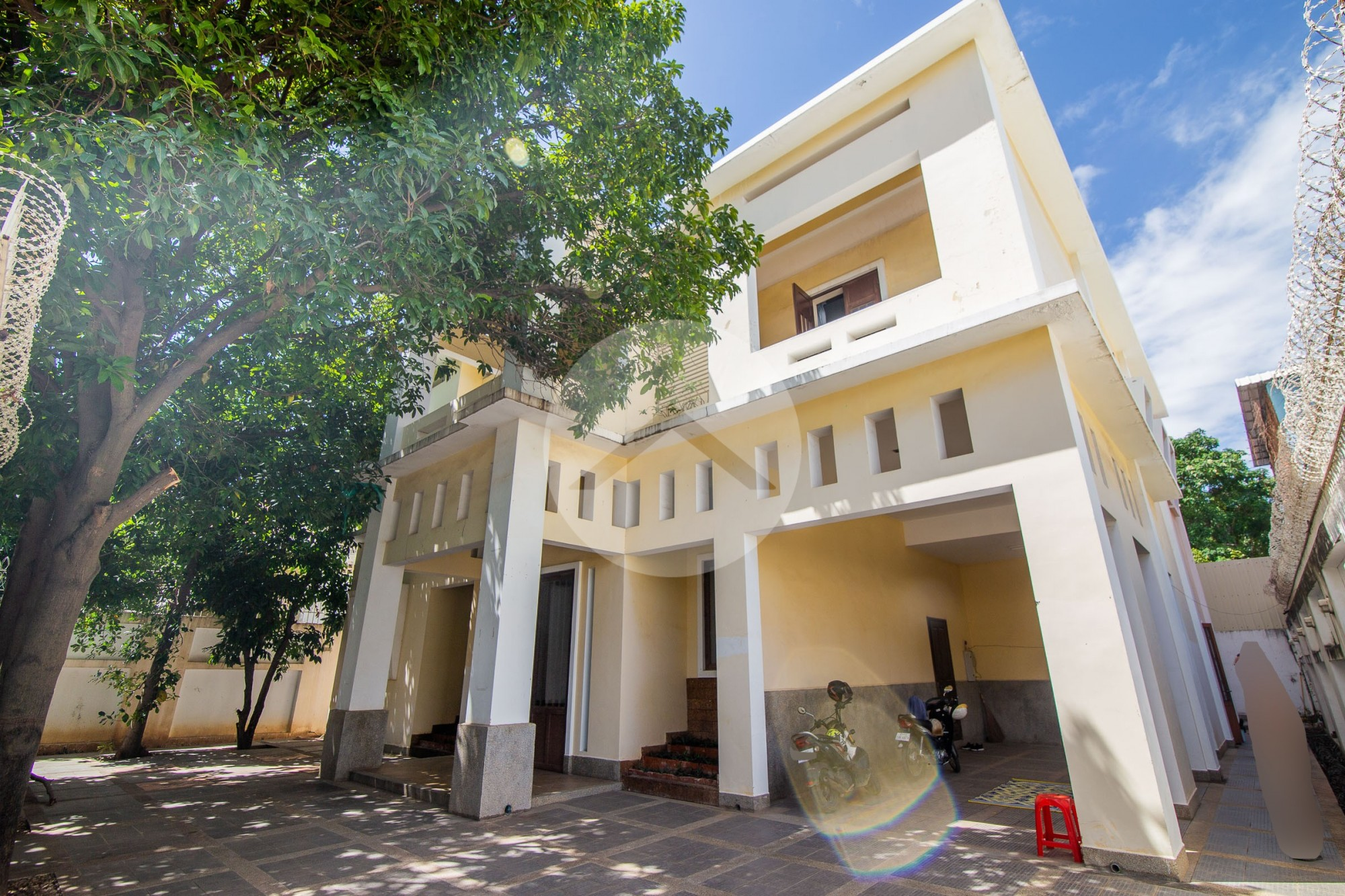 6 Bedroom Villa For Rent - Toul Kork, Phnom Penh