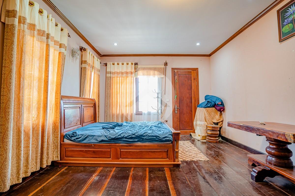 4 Bedroom Villa for Rent- Sala Kamreuk, Siem Reap