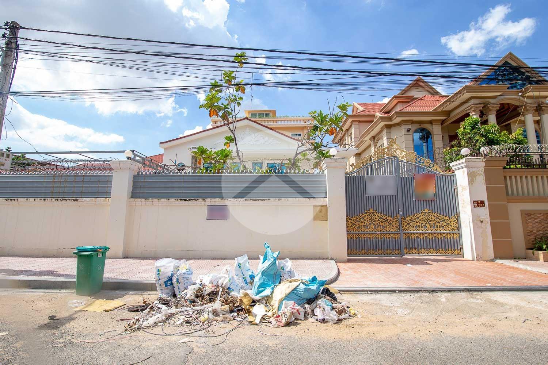 8 Bedroom Villa For Rent - Toul Kork, Phnom Penh