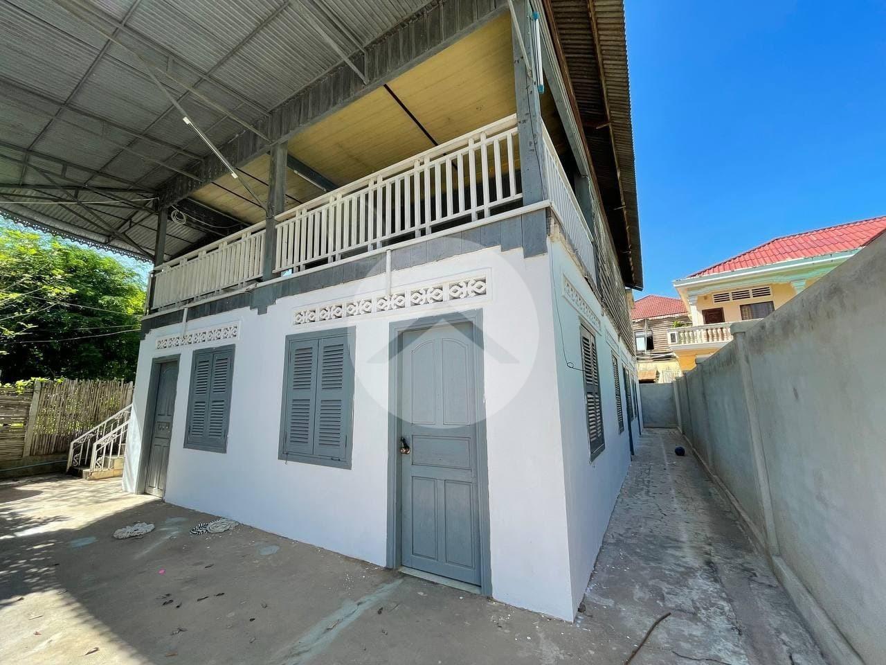 4 Bedroom House For Rent - Slor Kram, Siem Reap