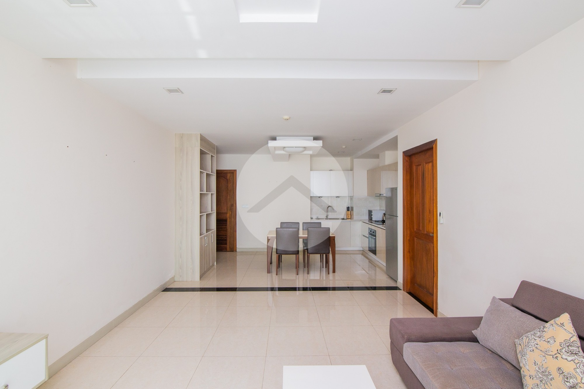 1 Bedroom Serviced Apartment For Rent - BKK3, Phnom Penh
