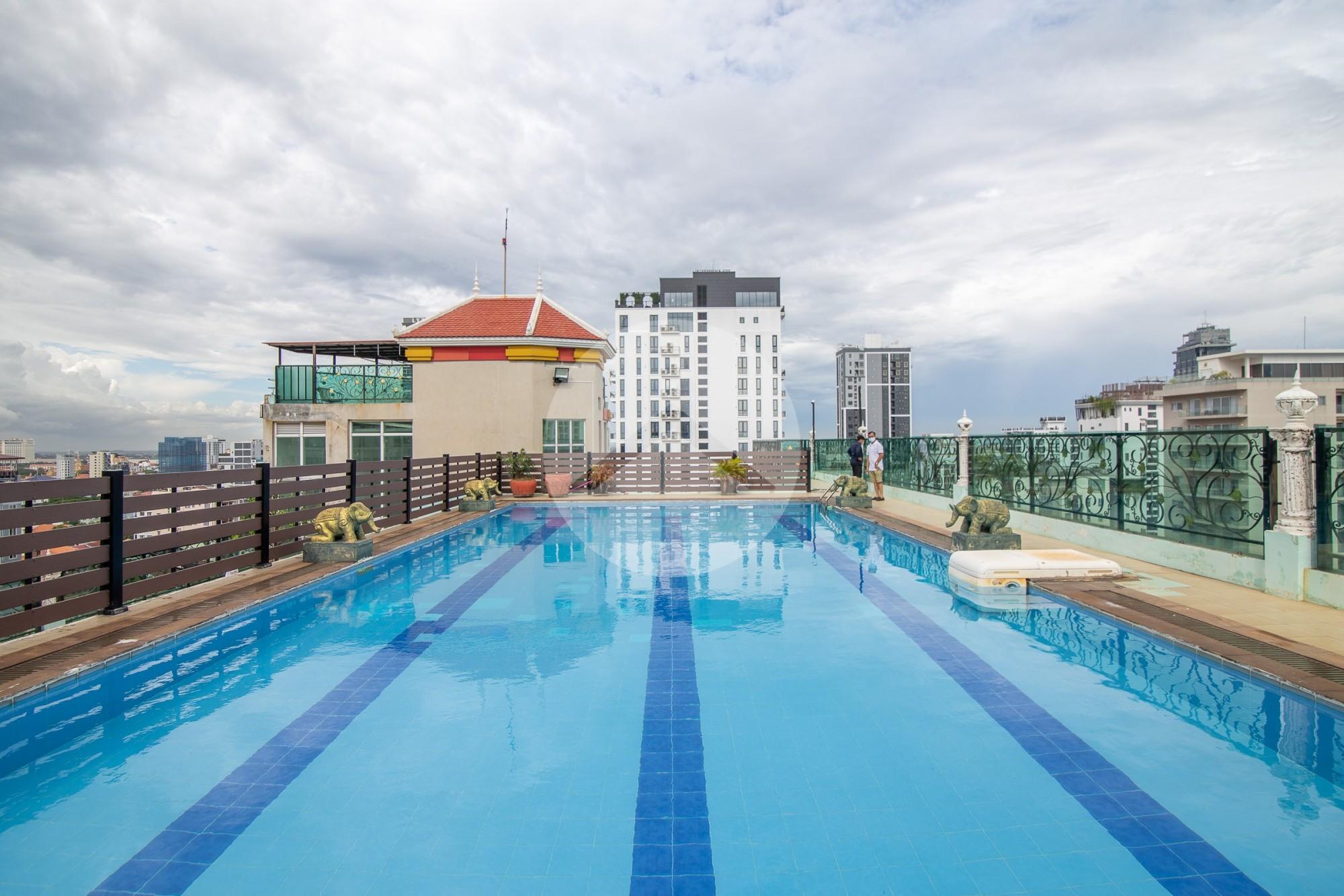 2 Bedroom Apartment For Sale - BKK1, Phnom Penh