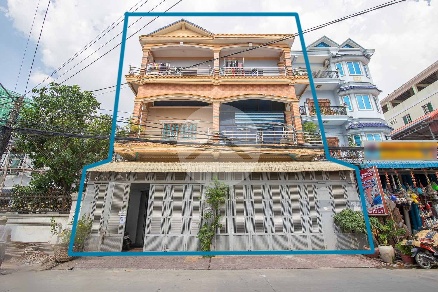 7 Bedroom Flat House For Sale - Stueng Meanchey, Phnom Penh