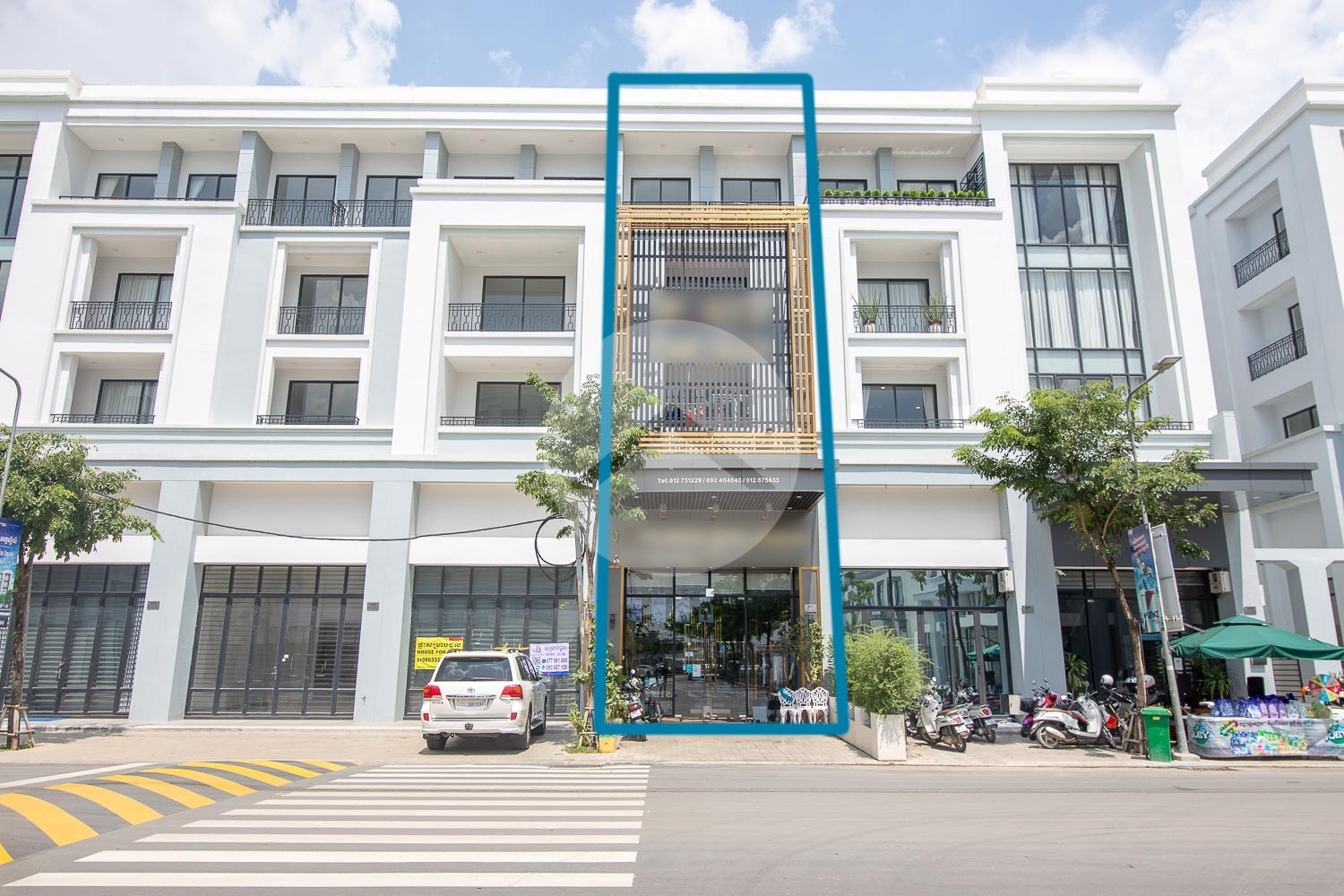 4 Bedroom Shophouse For Sale - Mean Chey, Phnom Penh