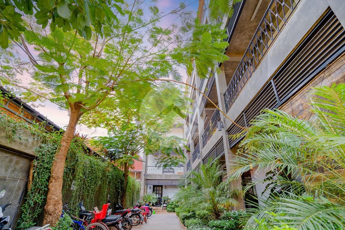 1 Bed Studio Apartment For Rent - Sala Kamreuk, Siem Reap