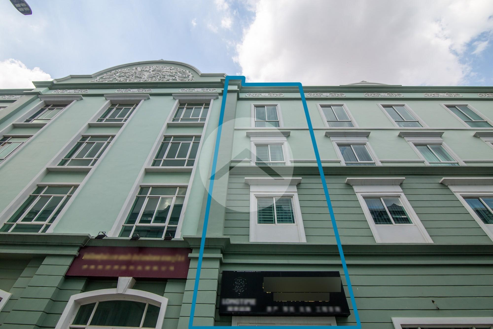 5 Bedroom Shophouse For Rent - Koh Pich, Phnom Penh