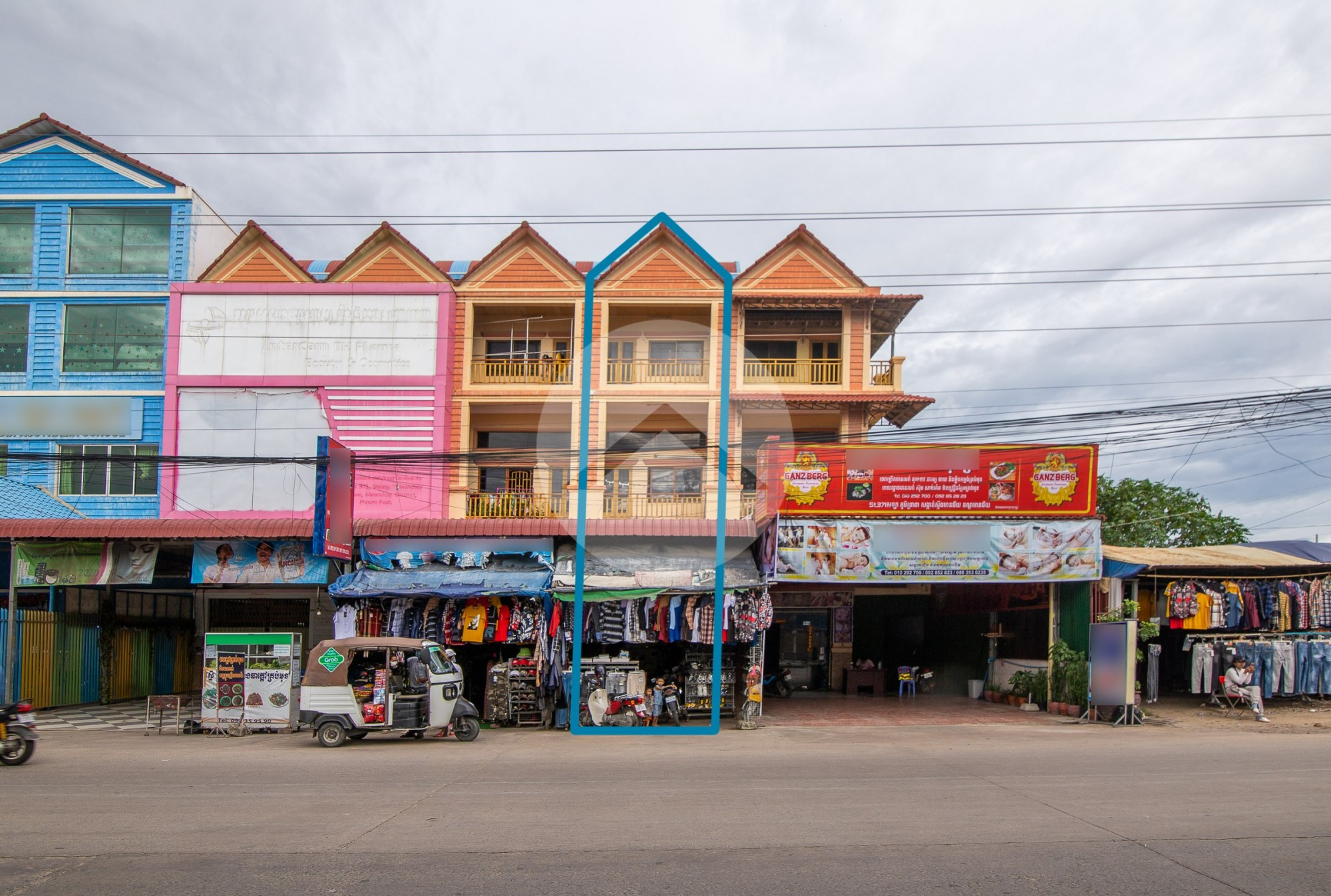 5 Bedroom Flat House For Sale - Stueng Meanchey, Phnom Penh