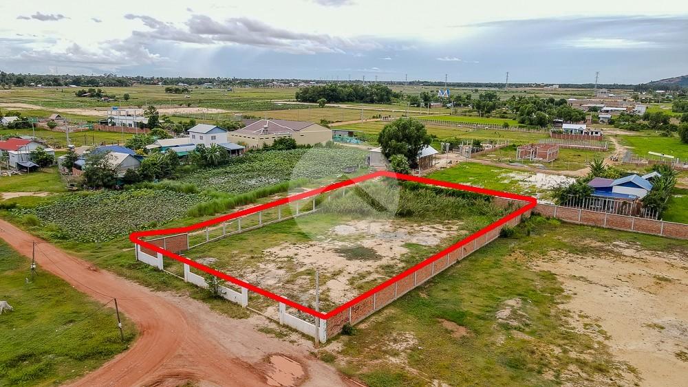 1654 Sqm Residential Land For Sale - Svay Dangkum, Siem Reap