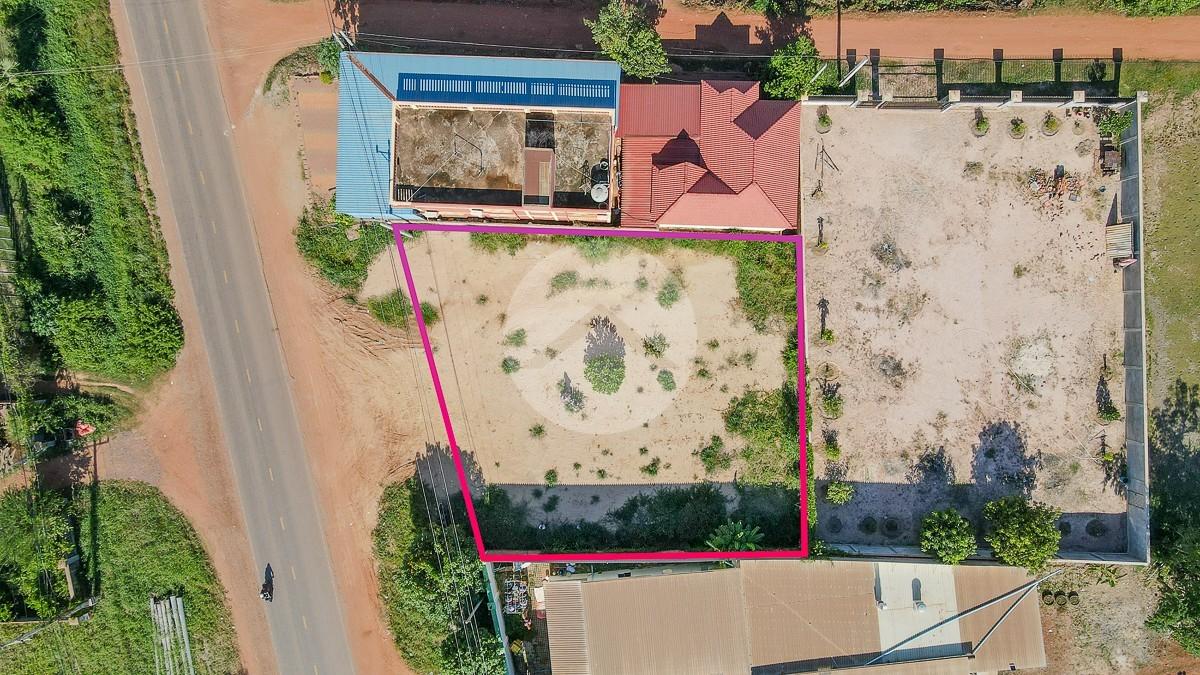 708 Sqm Residential Land For Sale - Chreav, Siem Reap