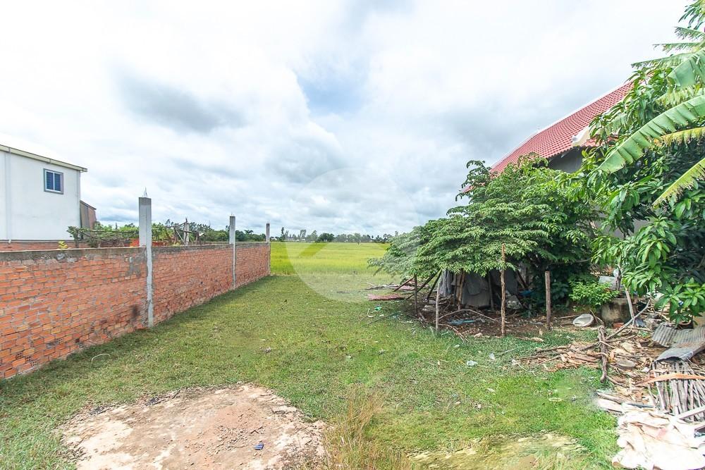180 Sqm Residential Land For Sale - Kandaek, Siem Reap