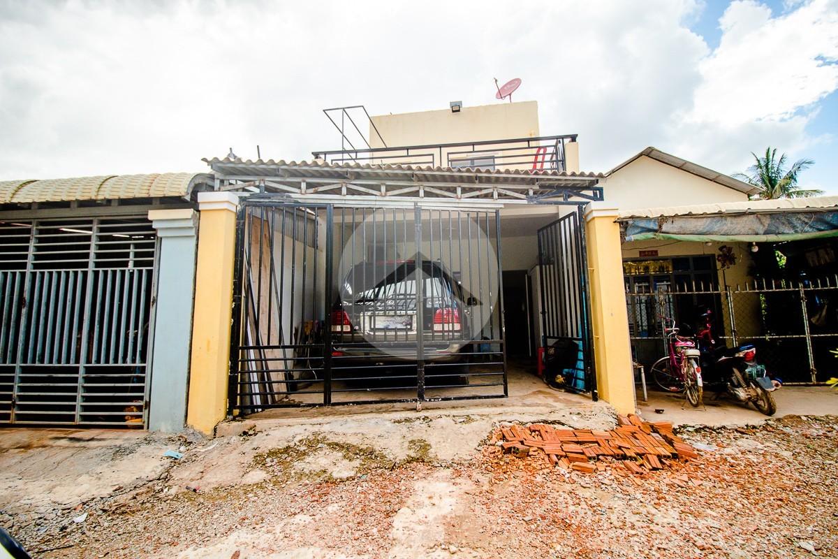 4 Bedroom House For Sale  -Svay Dangkum, Siem Reap