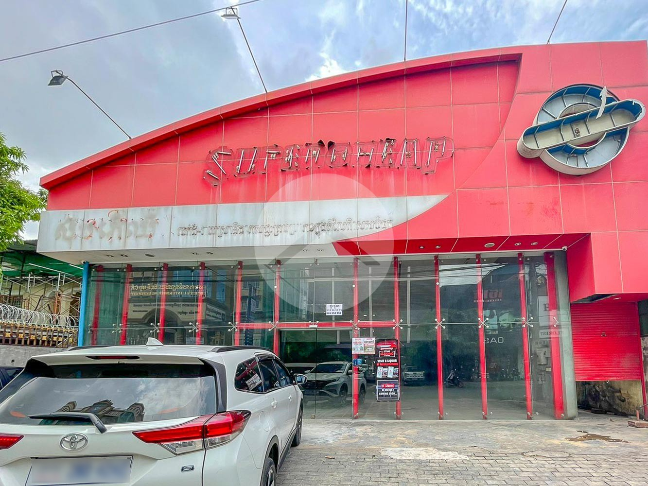 351 Sqm Retail Space For Rent - Beoung Keng Kong, Phnom Penh