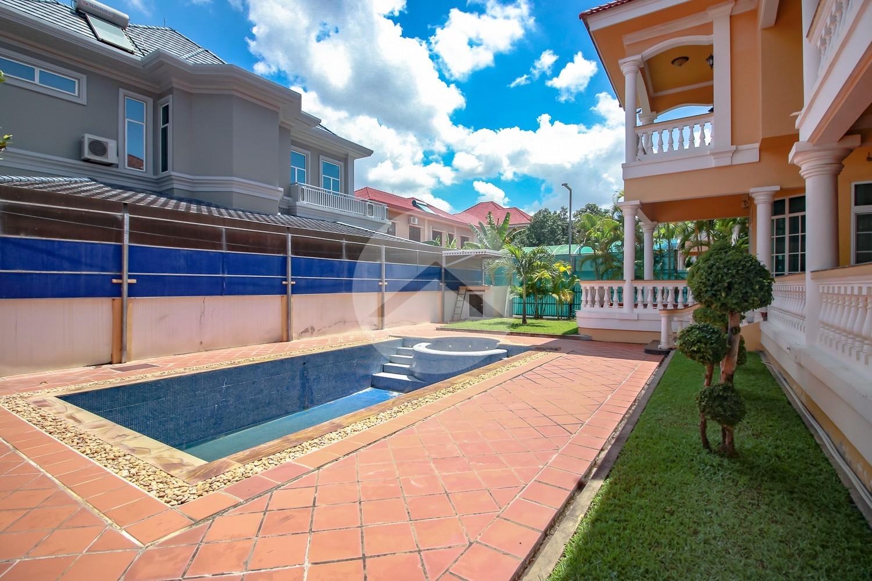 5 Bedroom Villa For Rent Near Northbridge International School