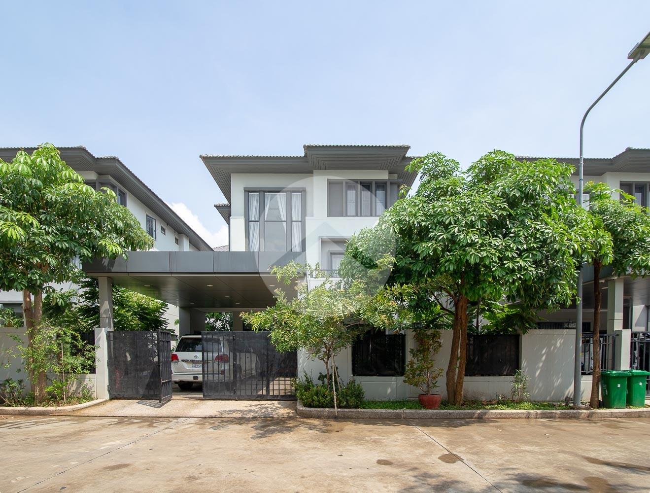 5 Bedroom Queen Villa For Rent - Borey Chip Mong  598,  Phnom Penh