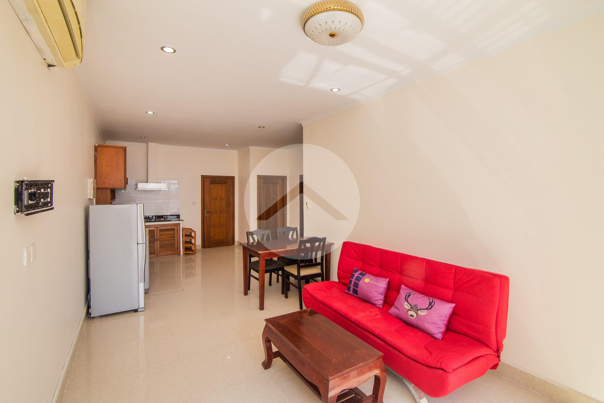 2 Bedroom Apartment For Rent - Tonle Bassac, Phnom Pen