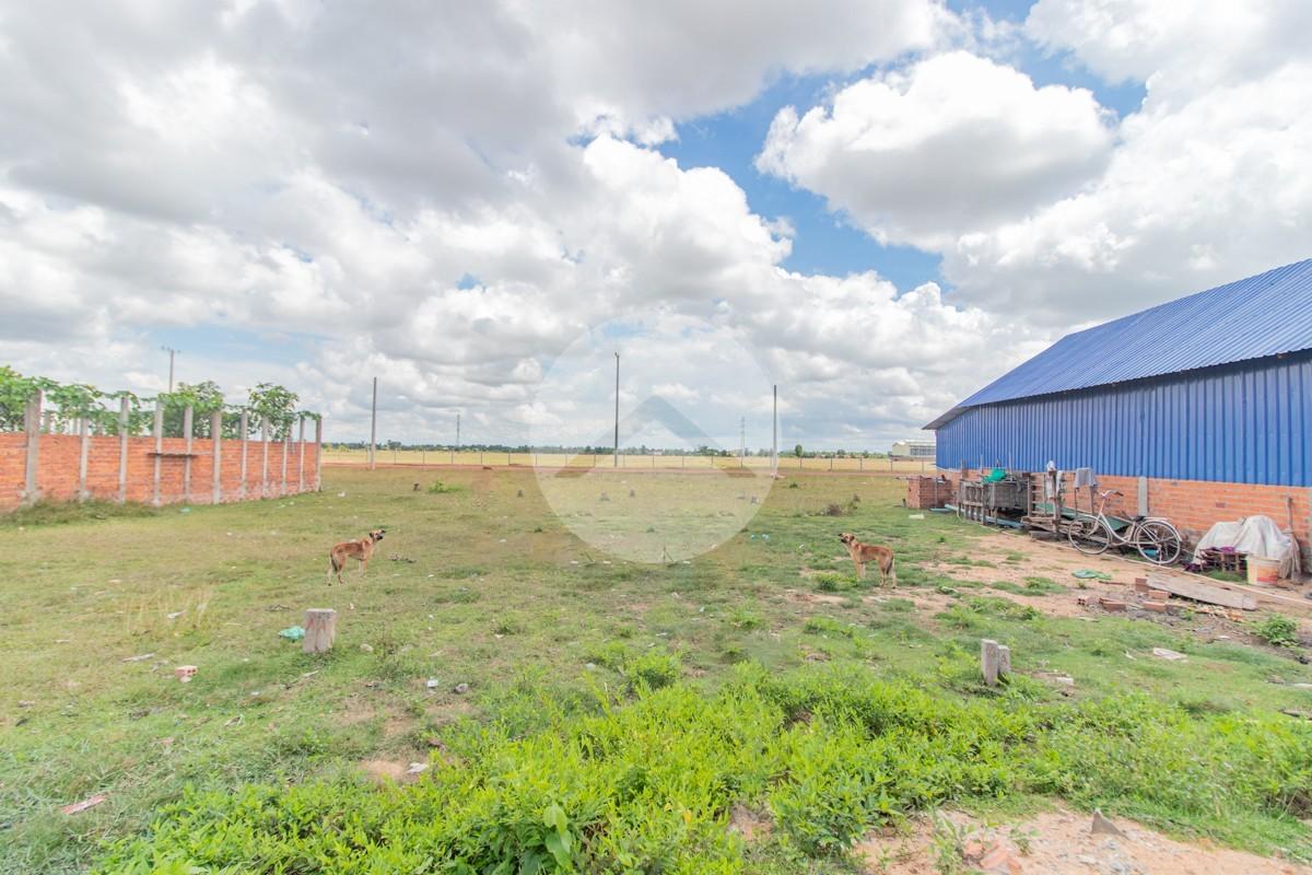 95 Sqm Residential Land For Sale - Kandaek, Siem Reap
