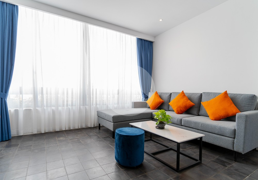 2 Bedroom Apartment For Rent - Night Market Area, Siem Reap