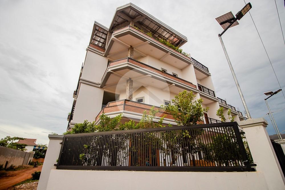 8 Unit Apartment Building For Sale - Svay Dangkum, Siem Reap