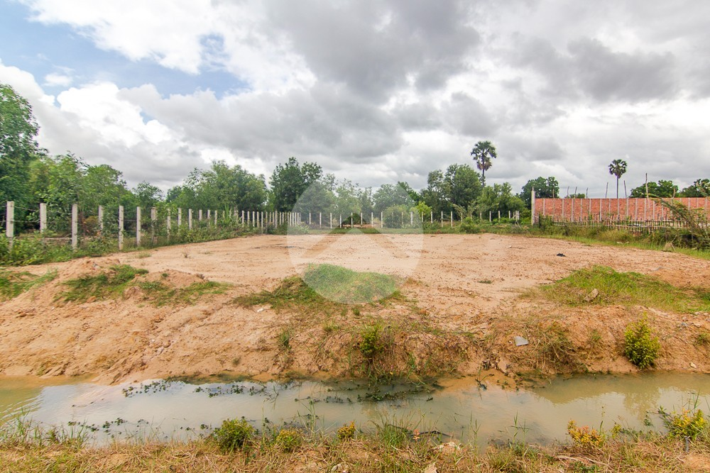 672 Sqm Residential For Sale - Svay Dangkum, Siem Reap