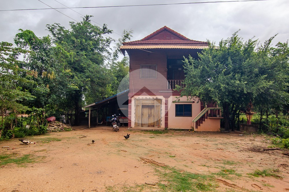 565 Sqm Residential Land For Sale - Sambour, Siem Reap