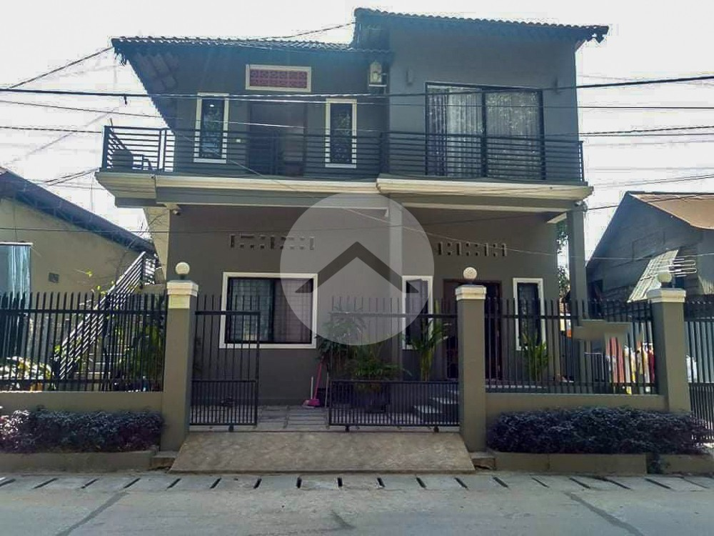3 Bedroom House For Sale - Wat Bo, Siem Reap